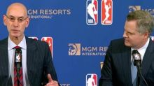 NBA's gambling deal with MGM lays path for future