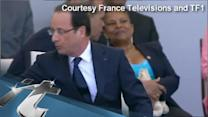 Europe Breaking News: France's Hollande Points to Economic Recovery, Urges Optimism