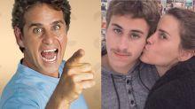 Filho de Carolina Dieckmann impressiona por semelhança com pai