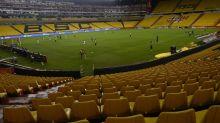 El fútbol ecuatoriano es castigado por COVID-19 y conflictos entre directivos