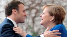 Europe's big two kiss and make up for pandemic rescue deal