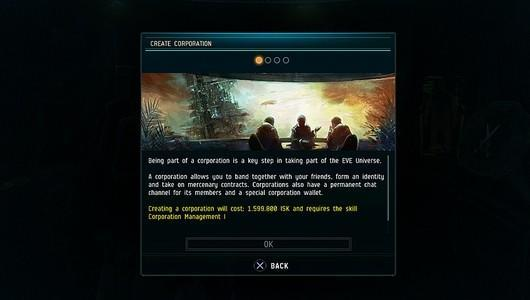Players in DUST 514 and EVE Online can join the same corporations