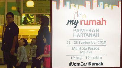 MyRumah Melaka see's positive response