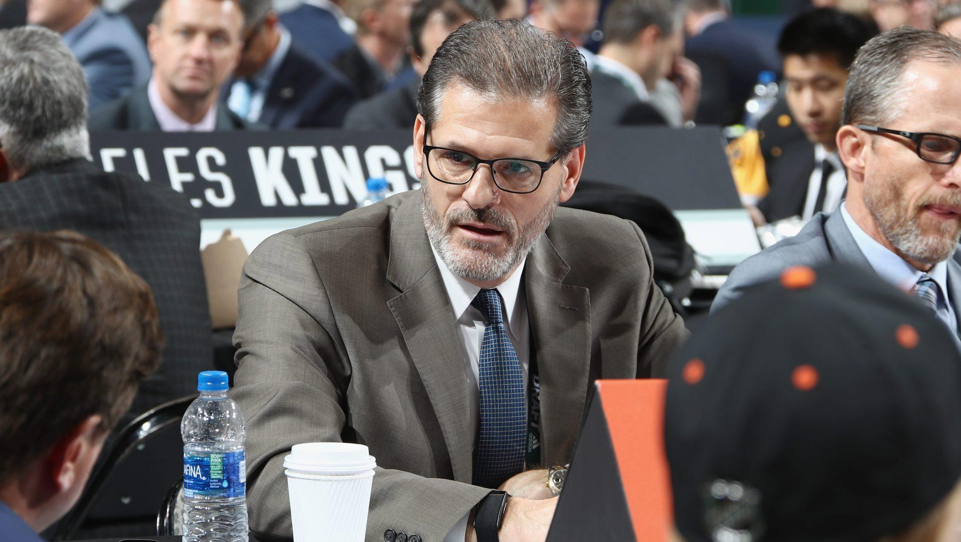 How Hextall is the opposite of man he replaced