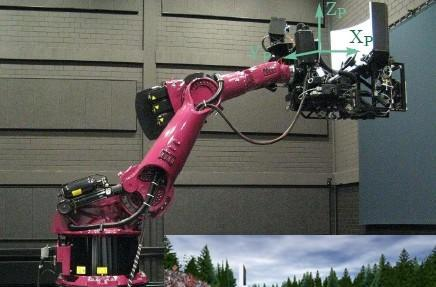Robot arm takes engineers for a virtual reality Formula 1 ride (video)