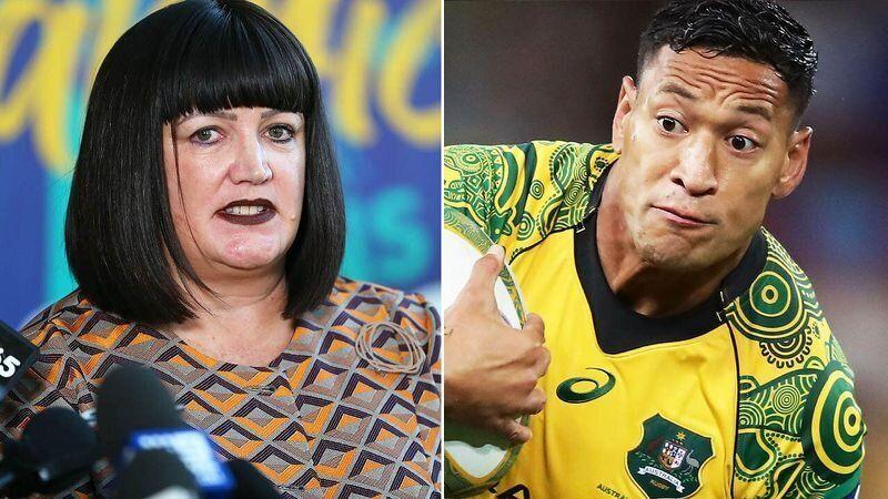 'No choice': Rugby Australia blasts Israel Folau's money move