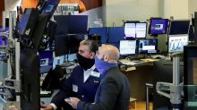 S&P 500 stalls at record level, set for best August in 36 years
