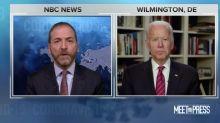 TV Hosts Fail To Ask Joe Biden Questions About Sexual Assault Allegation