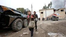 'Worst is yet to come' with 400,000 trapped in west Mosul: U.N.
