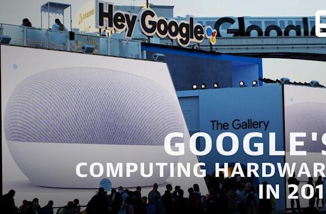 How Google's hardware helps Chrome OS look its best