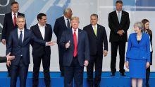 When it comes to NATO, Trump has it half right