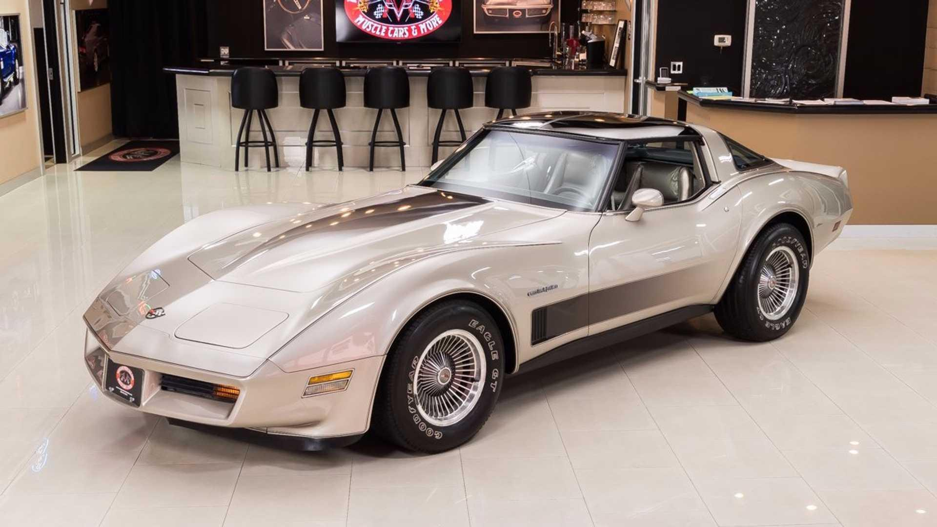 1982 Corvette Collectors Edition: From Concept To Collectable