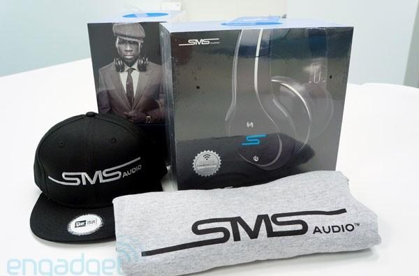 Engadget Giveaway: win one of two pairs of Sync by 50 wireless over-ear headphones!