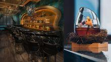 【中環Happy Hour】中環新隱世日式酒吧:Gishiki Lounge