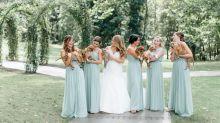 Cuccioli al posto dei bouquet: il matrimonio più adorabile di sempre