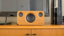 Compact and attractive Archeer bamboo Bluetooth speaker is now $156 off