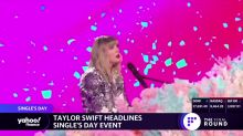 Taylor Swift headlines Alibaba's Singles Day event
