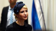 Ivanka Trump Wears a Tiny Hat in Tel Aviv