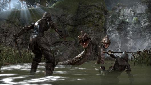 Elder Scrolls debuts second in UK, FIFA 14 reclaims the throne