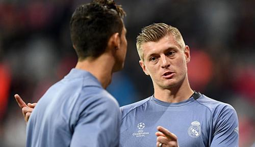 Primera Division: Real ohne Kroos und Ronaldo gegen La Coruna