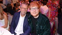 Ed Sheeran recalls how 'favourite' guitar gifted by Eric Clapton was almost lost to house fire