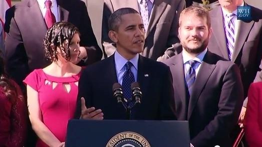 Obama Addresses Nation on Affordable Care Act
