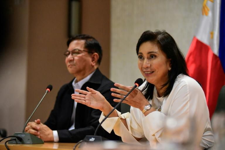 Leni Robredo said she plans to dig into the details of the drugs crackdown, and believes any misconduct should be confronted by the Philippines