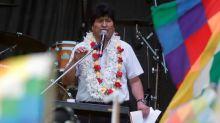 Sondeo da favorito al partido de Evo Morales para las elecciones en Bolivia