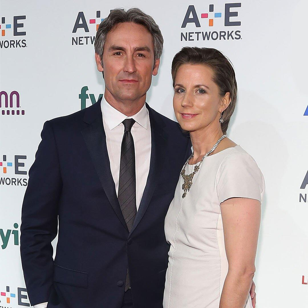 American Pickers Star Mike Wolfes Wife Jodi Files for