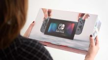 Nintendo Stock Jumps On Upgrade, Switch's Sales Prospects