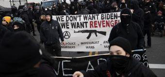 Some on the left aren't celebrating Biden