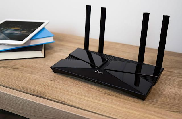 TP-Link's $70 WiFi 6 router is destined for Walmart