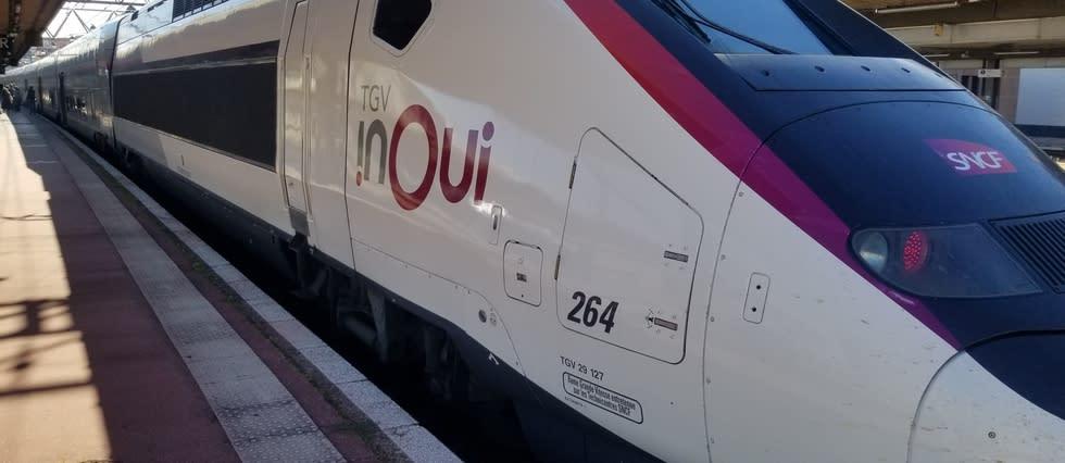 Face à la concurrence, le TGV de la SNCF se prend pour un avion