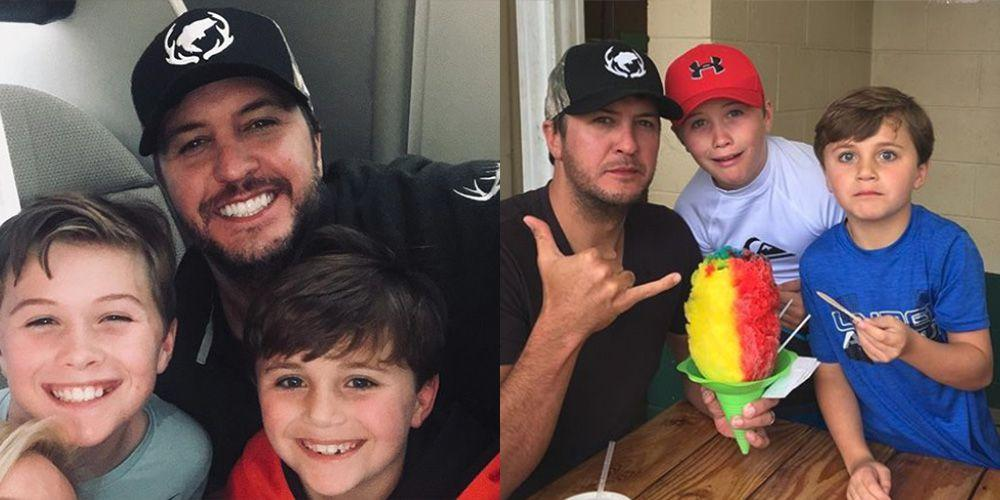 Luke Bryan Opens Up About What It's Been Like to Take In ...