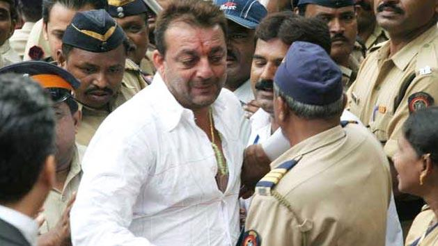 Sanjay Dutt Set To Go To Jail