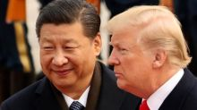 Trump predicts he'll make trade deal with China