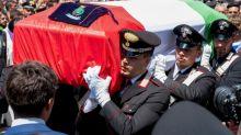 US student accused of Rome policeman's murder 'beaten' in custody