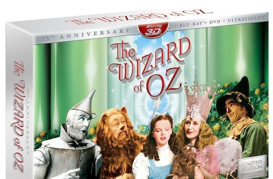 The Wizard of Oz celebrates 75th Anniversary this fall with IMAX, Blu-ray 3D releases