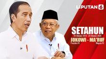 Setahun Jokowi-Ma'ruf Amin dalam Olahraga: 267 Medali SEA Games hingga Sepi karena Corona