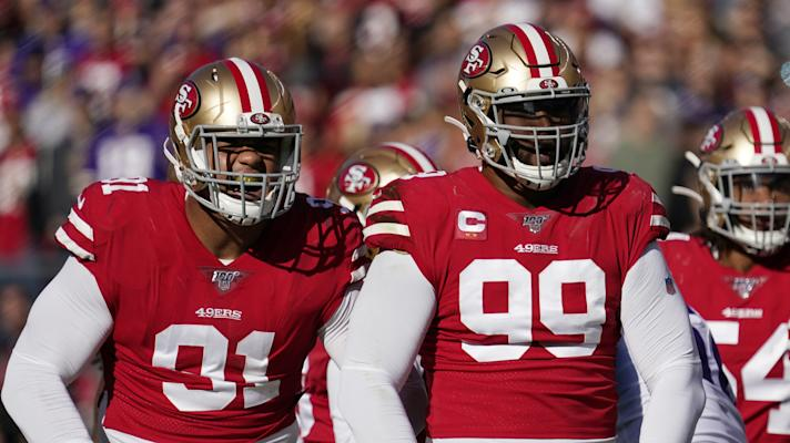 DE Arik Armstead talks about his new deal and how the 49ers will look next season