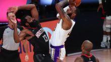 Basket - NBA - NBA: les Los Angeles Lakers s'imposent au finish contre Houston