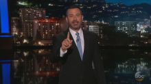 Jimmy Kimmel explains what really happened when Trump visited his show
