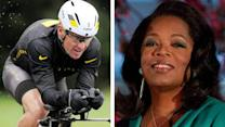 Lance Armstrong admits doping to Oprah
