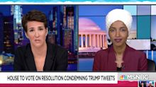 'He Is The Worst President We've Had:' Ilhan Omar Fires Back After Trump's Racist Attack