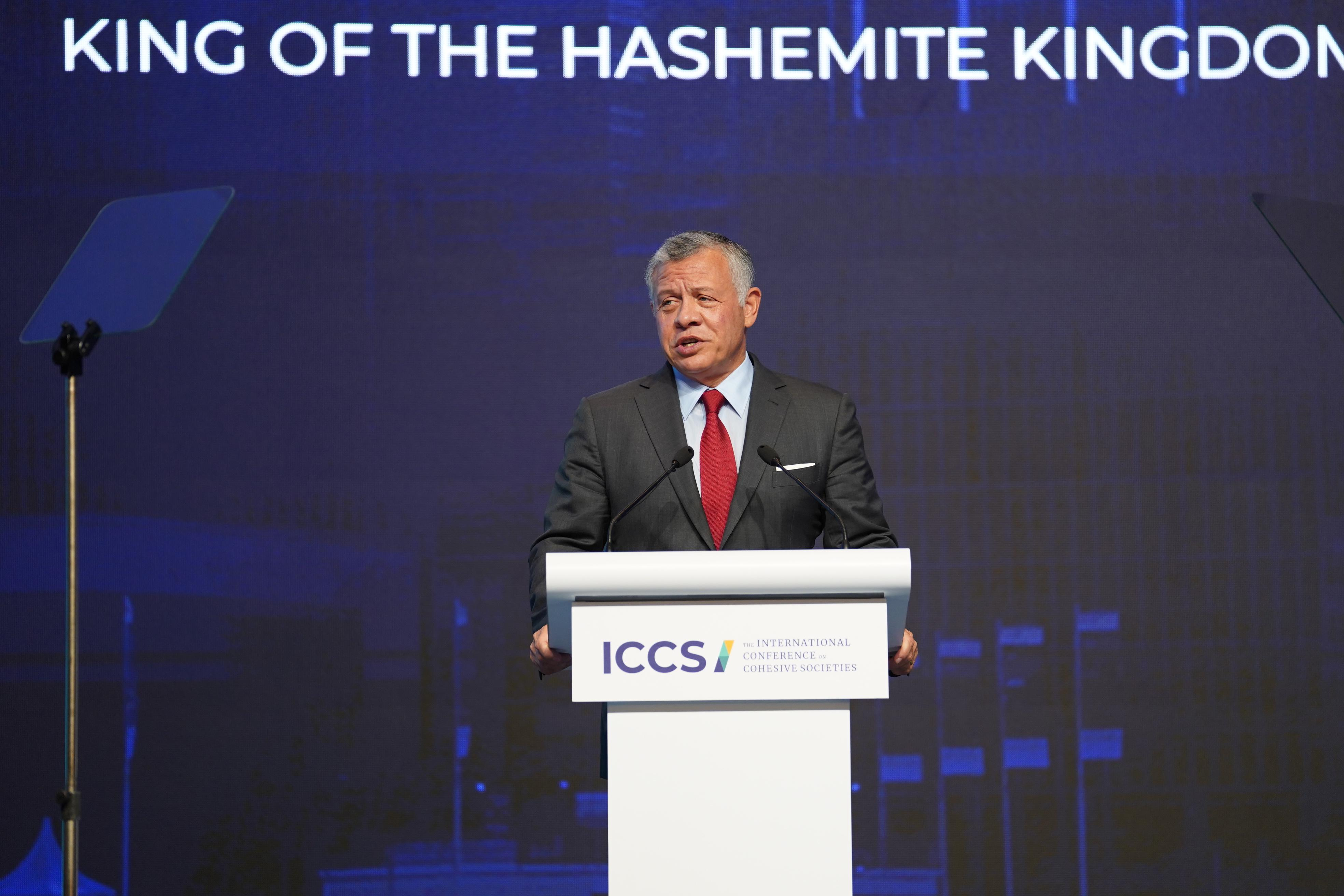 Attack on inter-faith harmony is greatest threat in the world today: King Abdullah of Jordan