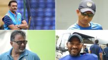 A guide to Indian team's coaching and support staff