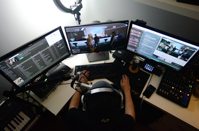 Twitch viewing soared 23 percent in March