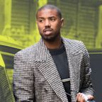 Michael B. Jordan's Coat is the First Great Thanksgiving Weekend Flex of 2018
