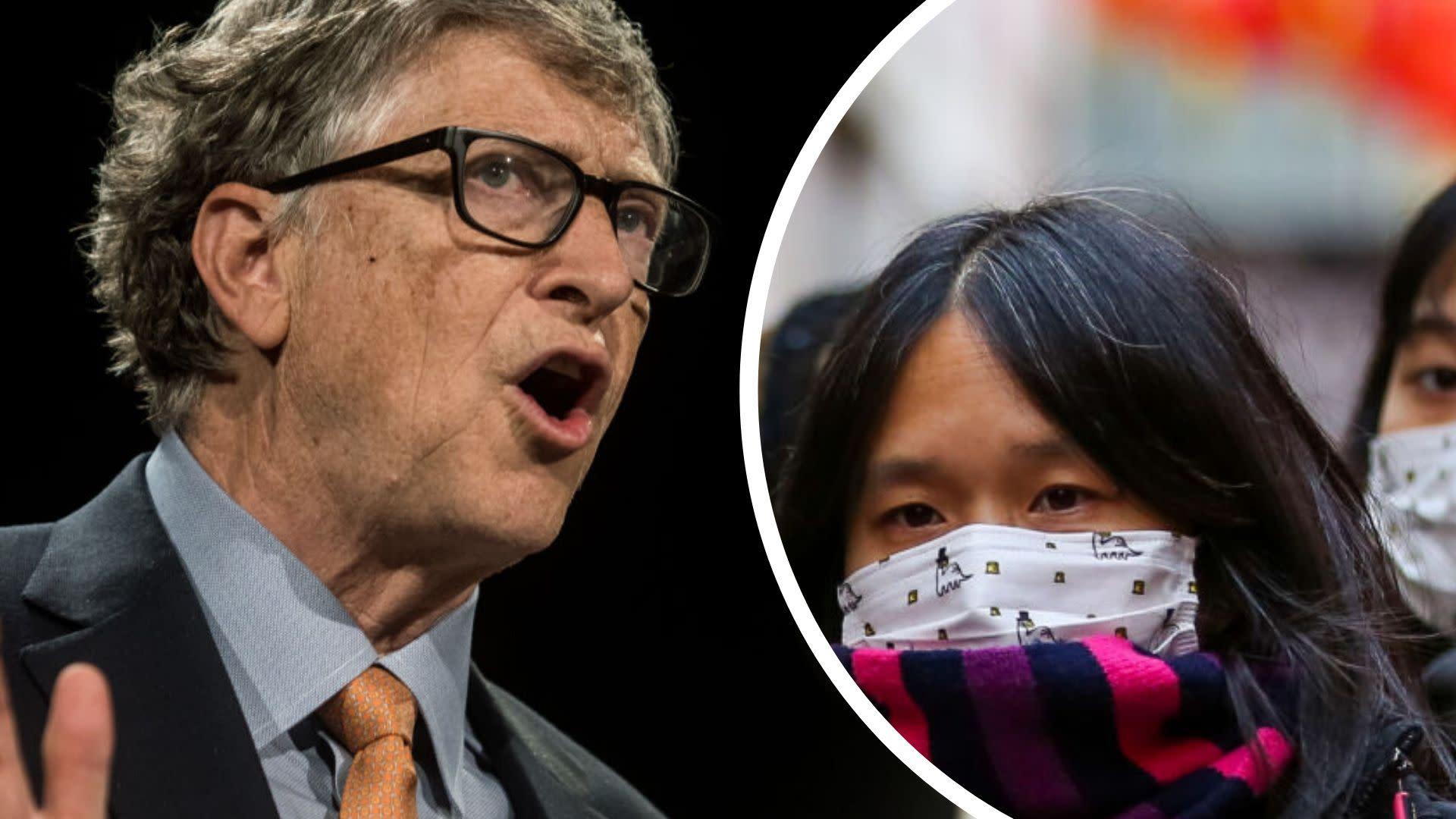 Bill Gates warned of coronavirus risk in 2015