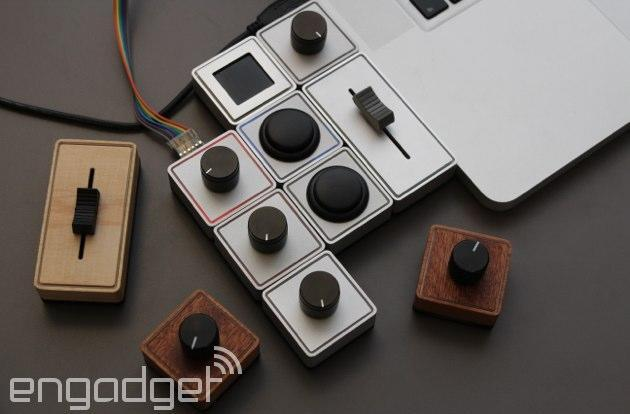Palette's modular controller brings dials and sliders to your laptop (hands-on)